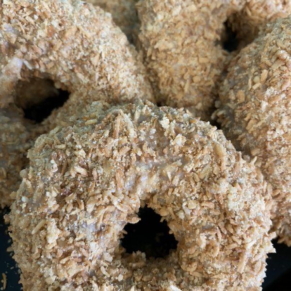 Coconut Donut